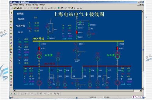 scr-8000监控系统软件-上海驰瑞电力科技有限公司